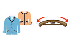 スーツ・ジャケット用