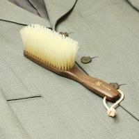 コートの材質がアンゴラ70%、ウール30%の場合、カシミア用が適していますか?