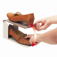 靴収納スペース1/2 12足セットは、実際に靴が入る部分の高さは何センチですか?
